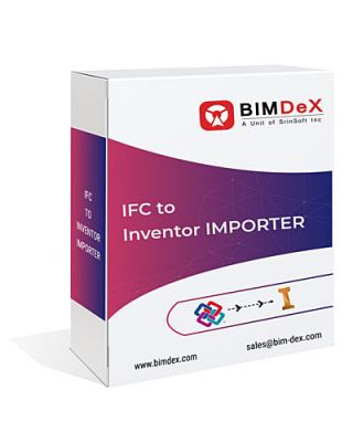 IFC Importer for Inventor