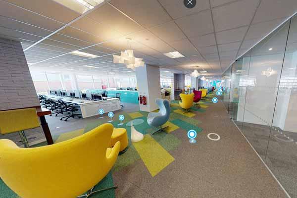 Matterport 3D visualiseringer rundvisninger ejendomme